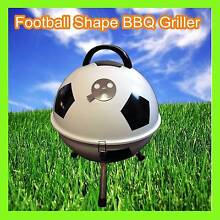 Brand New Soccer Ball Portable Charcoal BBQ Grill football shape Clayton South Kingston Area Preview