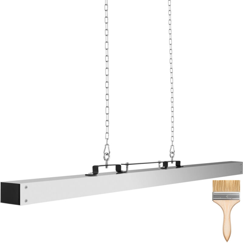 Hanging Magnetic Magnet Sweeper 84in with Chains 84
