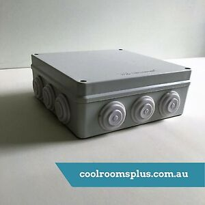 Junction Box Waterproof Plastic Electronic Project Box Enclosure 200x200x80mm
