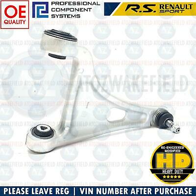 FOR RENAULT TWINGO RS WIND FRONT LOWER LEFT SUSPENSION WISHBONE CONTROL ARM LH