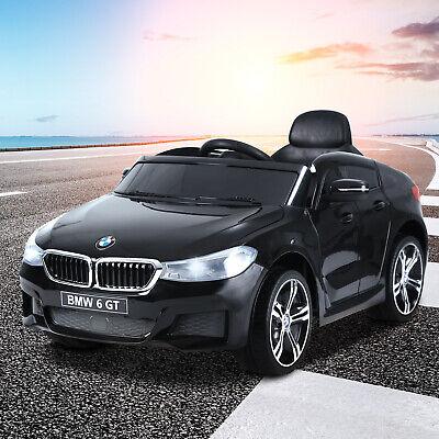 Coche Eléctrico BMW 6GT para Niño 3 Años+ Automóvil Infantil Batería 6V...