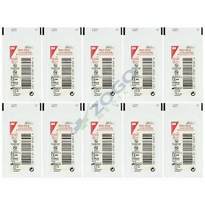 3m R1541 Steri-strip Skin Closure Strips - 14 X 3 - Pack Of 10