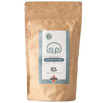 GOBA BIO Reishi Tee (100 g) Ganoderma Lucidum