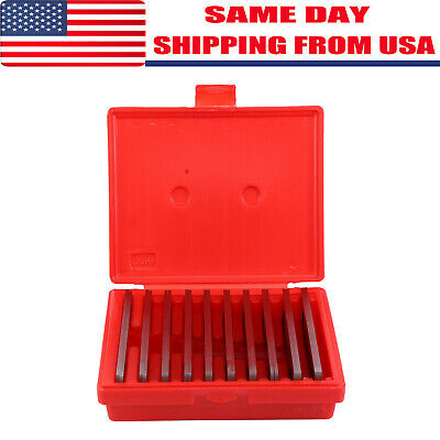 20pcs Thin Parallel 18 X 6 Jig Block Bar Tool Set Machinist Machine Shop