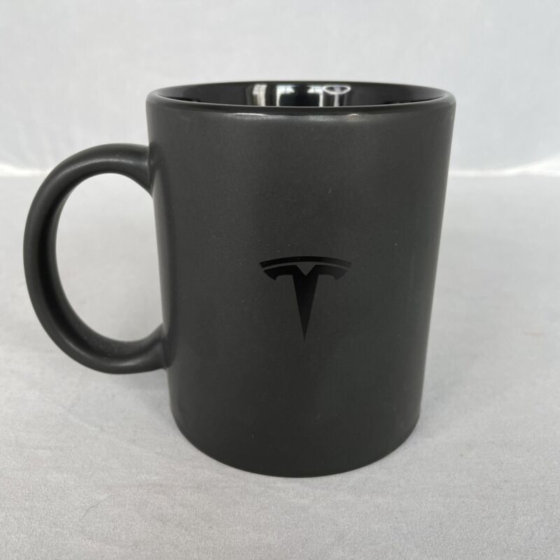 Tesla S3XY (sexy) Mug NEW SOLD OUT Elon Musk Collectible