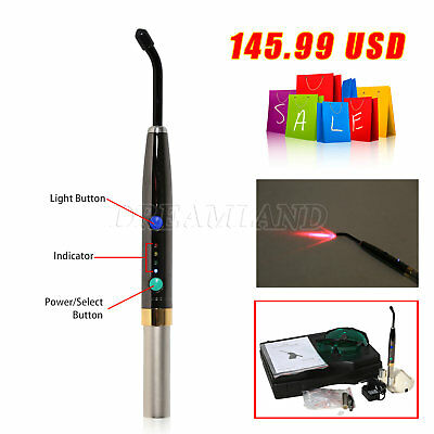 2019 Dental Heal Laser Diode Rechargeable F3ww Hand-held Pain Relief Device Sale