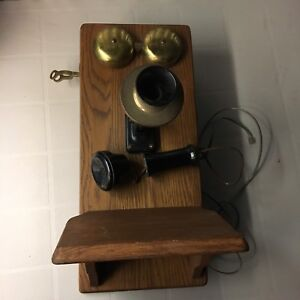 Antique Reproduction Wall Phone