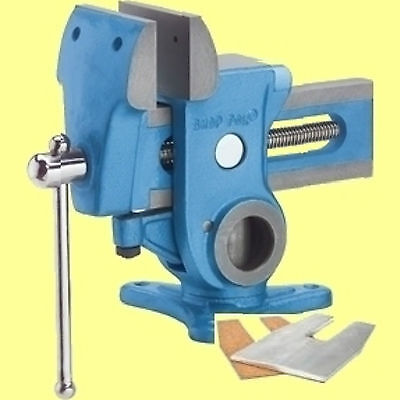 Guitar Makers Dream Vise-parrot Vise W Protective Jawspads Protect Your Work