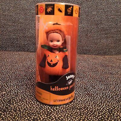 Jenny Halloween (Kelly - Pumpkin Jenny Halloween Party Lil' Friend Of Kelly Doll - Mattel)