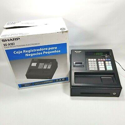 Sharp Xe-a107 Small Business Cash Register