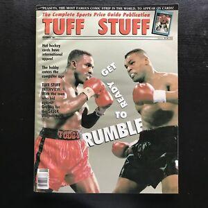 November 1991 Tuff Stuff Magazine