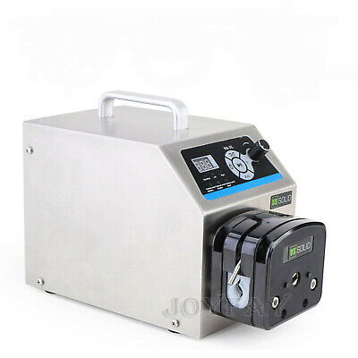 Peristaltic Pump M6-3l Industrial Tubing Pump Large Flow 0.211-3600 Mlmin Servo