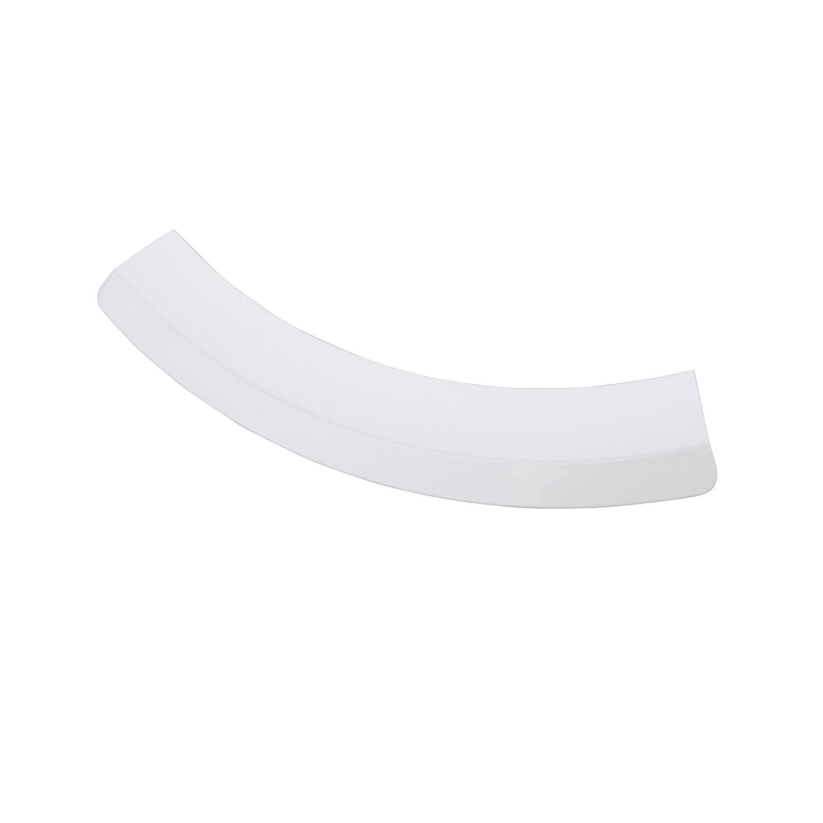 MANIGLIA PORTA BIANCO PLASTICA LEVA per Asciugatrice Bosch Spl 27343