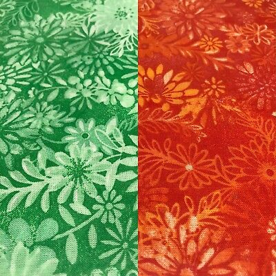 """108"""" Wide Quilt Backing - Printed Batik - Cotton Fabric - By The Yard"""