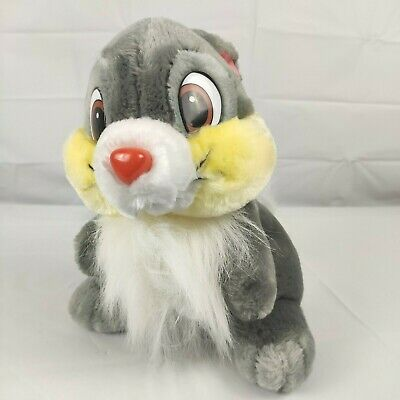 "Vintage Sears 10"" Disney Thumper Cute Soft Rabbit Plush Toy from Bambi Korea"