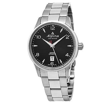 Alpina Men's Alpiner Swiss Automatic Stainless Steel Watch AL525B4E6B