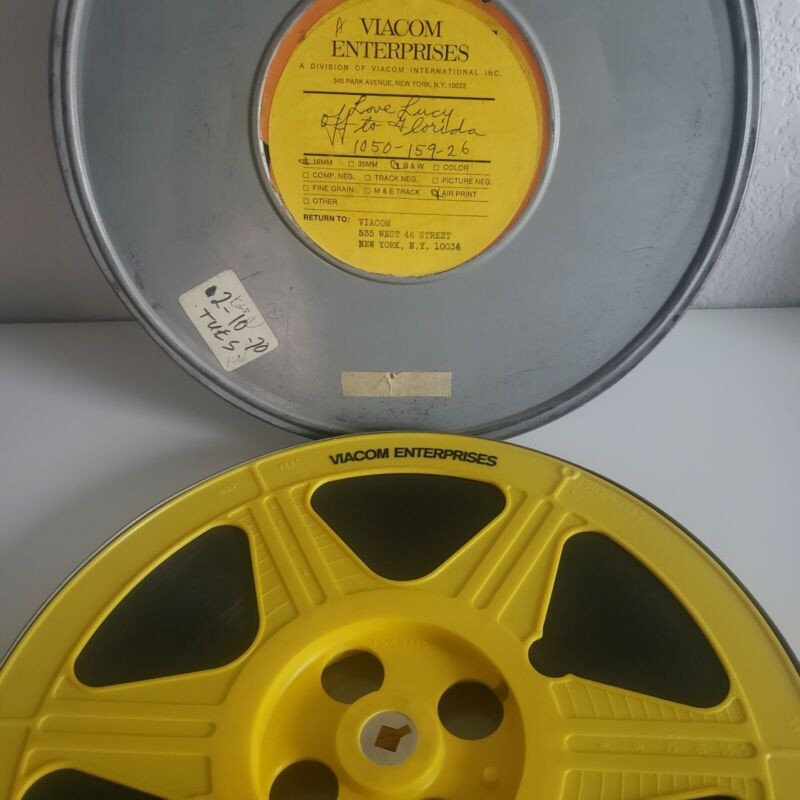 I LOVE LUCY 16MM film