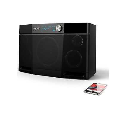 Usado, Aiwa Exos-9 Home-Stereo Quality Massive Sound Portable Package Bluetooth Speaker segunda mano  Embacar hacia Mexico