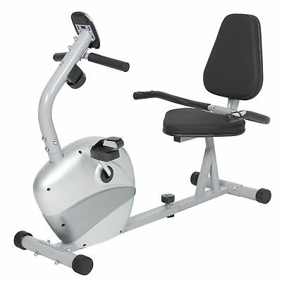 Best Choice Products Stationary Recumbent Exercise Bike Cardio Fitness