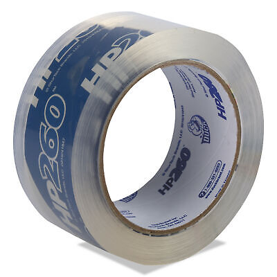 Duck HP260 Packing Tape, 1.88 In. x 60 yards, 3 In. Core, Clear, 36/Pack, PK - D