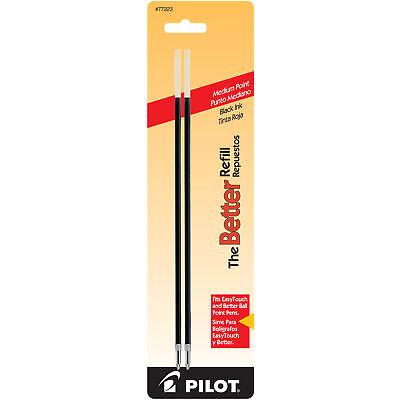 Pilot Better Ballpoint Refills - Red Ink - Medium Point (6-Pack) - (Best Pilot Fountain Pen)