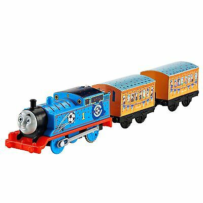 Thomas & Friends Fisher-Price Thomas the Train TrackMaster Blue Team Thomas