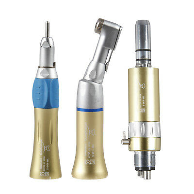 Nsk Style Dental Contra Angle Low Speed Handpiece Latch Gold 4h