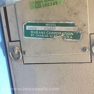 Dukane 43a255 Ultrasonic Welder Usip