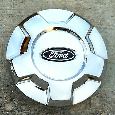 NEW -- 2009-2013 Ford OEM Factory F-150 Chrome Center Cap 9L34-1A096-AC