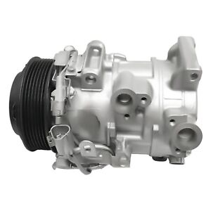 RYC Reman AC Compressor AEG328 2007 2008 2009 2010 2011 Toyota Camry Avalon 3.5L
