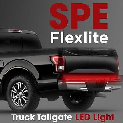 60 Inch LED Truck Tailgate Light Bar Strip Red/White Running Stop Signal Tail White Led Tailgate