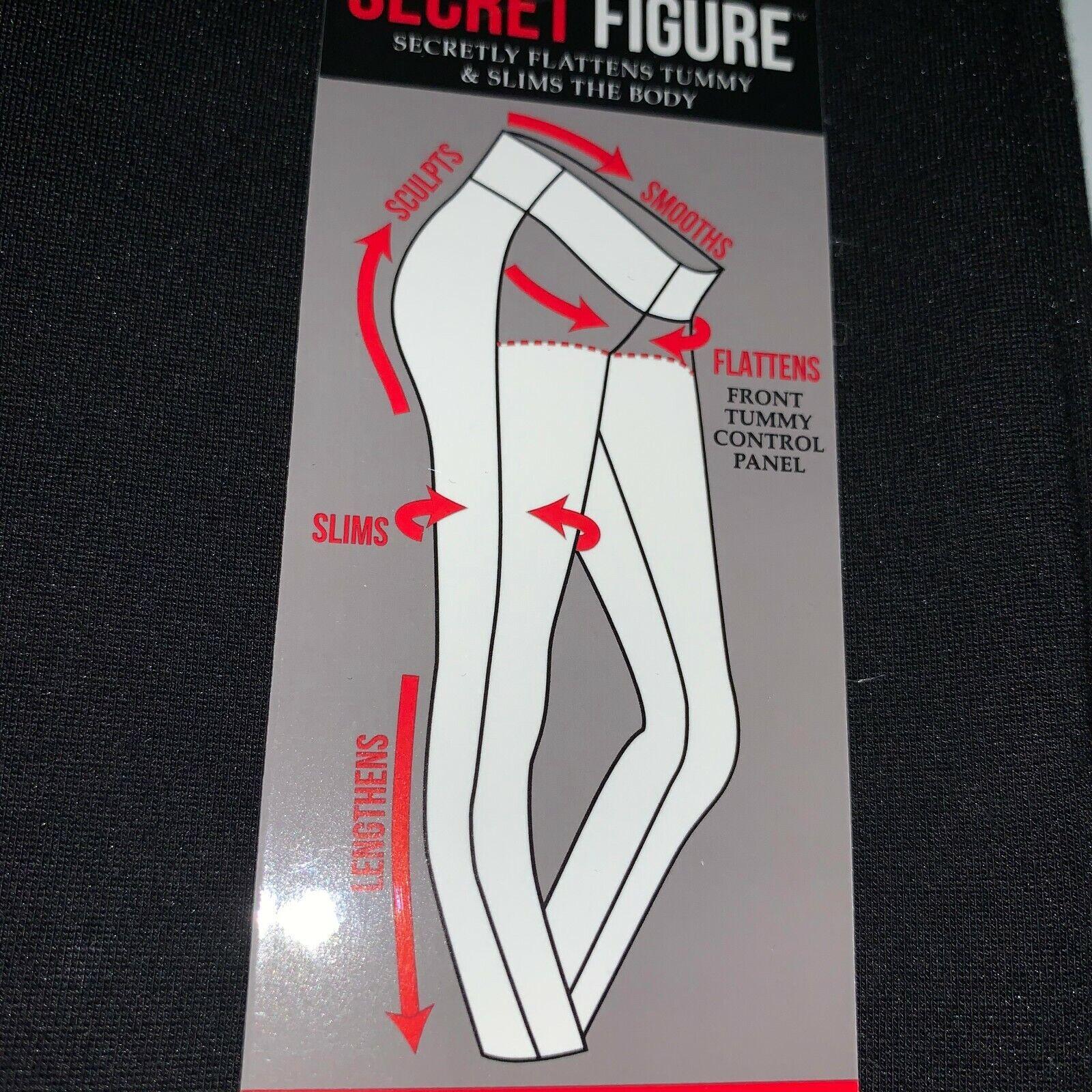 Rekucci Women's Secret Figure Pull-On Knit Bootcut Pant w/Tu