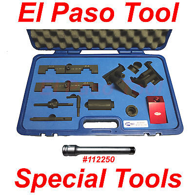 BMW M60, M62 Camshaft Alignment  Timing Tools Kit With FREE112250