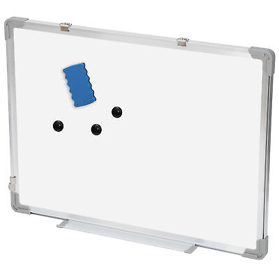 Magnetic Dry Erase Board Whiteboard 18 X 24 Inches Silver Aluminium Frame