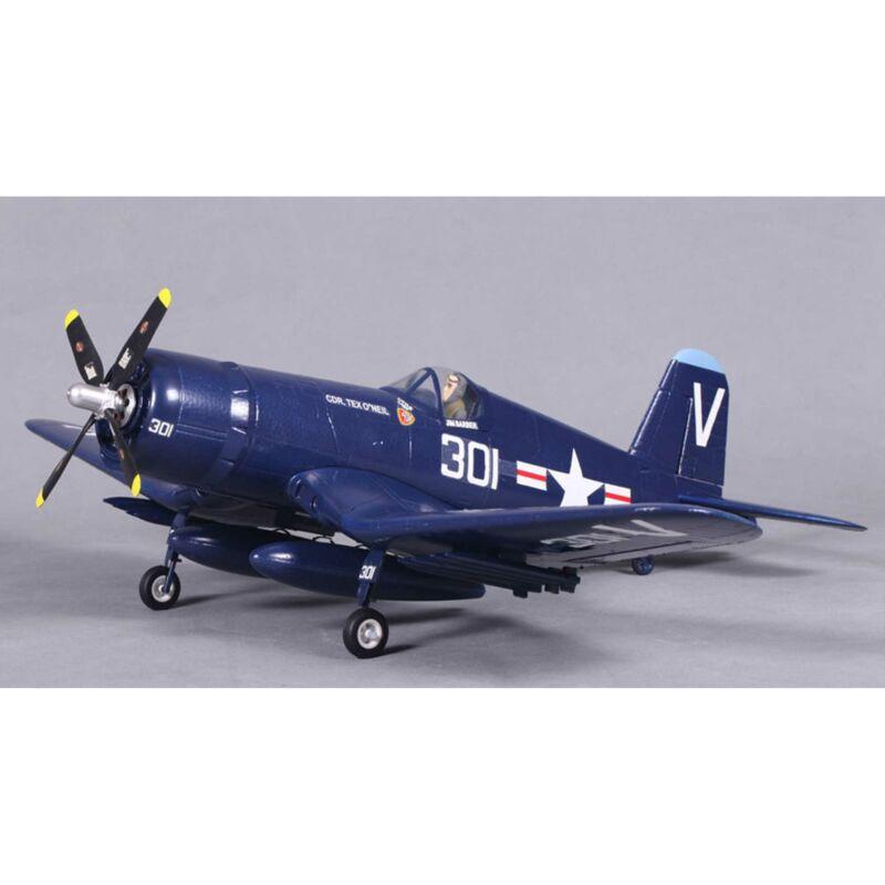FMS F4U Corsair V2 Blue Plug N Play 800mm