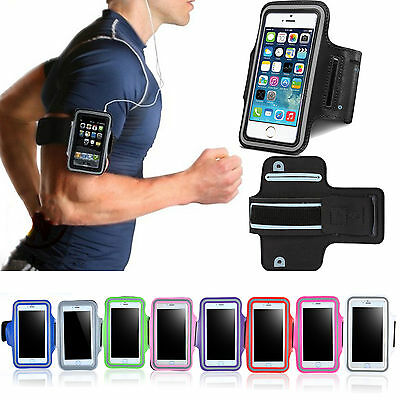 Sports Gym Armband Arm Case Holder Running Exercise for Apple iPhone 8 7 6S Plus
