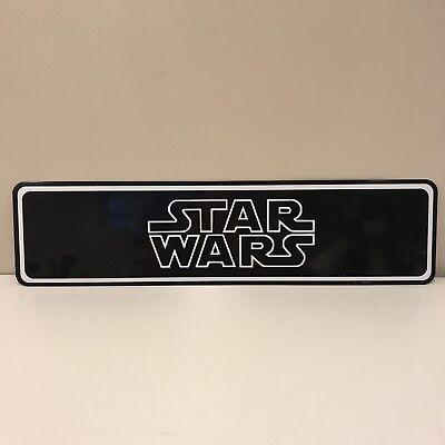 Star Wars Street Sign 6