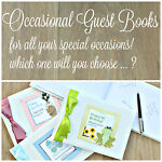 Occasional Guest Books