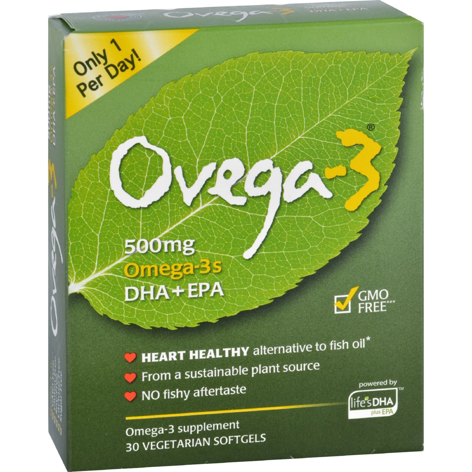 Watch Ovega-3 Vegetarian video
