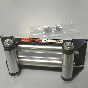 WARN WINCH Fairlead Cable Roller (71294) Fits 3700/4000 DC, RT40, XT40, 4.0ci