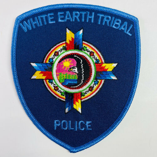 White Earth Tribal Police Minnesota MN Patch (A1)