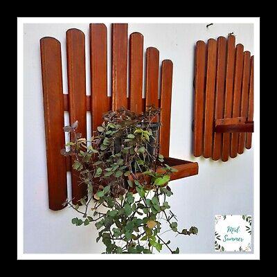 Summer Wooden Plant Stand Indoor Outdoor Multiple Flower Pot Holder Shelf Rack