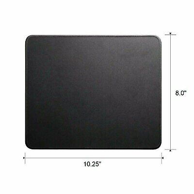 Mouse Mat Mice Pad Non-Slip Waterproof PC Computer Laptop Office Desk Mousepad Computers/Tablets & Networking