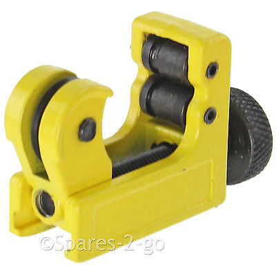 3 - 22mm Adjustable Mini Tube Cutter Brake Pipe Cutting Tool Copper Plastic ALU