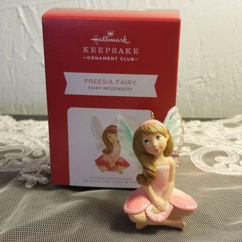 Hallmark Messengers Freesia Fairy 2021 KOC Event Exclusive Repaint