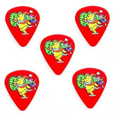 Audioslave Band Logo Acoustic Electric & Bass Guitar Picks Medium 0.80MM GP-065 Acoustic Bass Guitar Picks