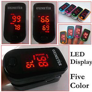 CE-ISO-LED-Display-Pulso-Dedo-Oxigeno-Pulsi-oximetro-Pulse-oximeter-Pulsometros