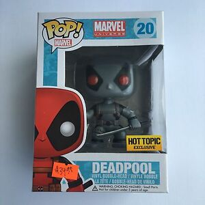 Deadpool X-Force hot topic exclusive