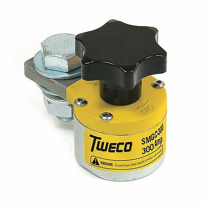 Tweco 300 Amp Smgc300 Magnetic Ground Clamp 9255-1061