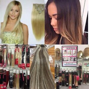 HAIR EXTENSIONS  save 20%-40% off - Limited Time Only